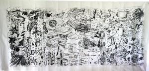 large monoprint