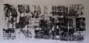 large monoprint Matemwe